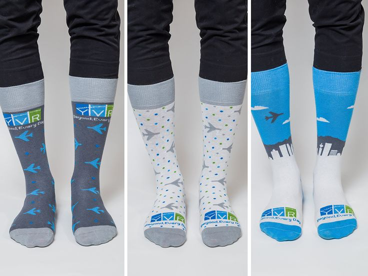 The Vancouver International Airport is probably best known for its flights, since that's where all the planes go. But that's not the only service YVR provides.They also have socks. The …