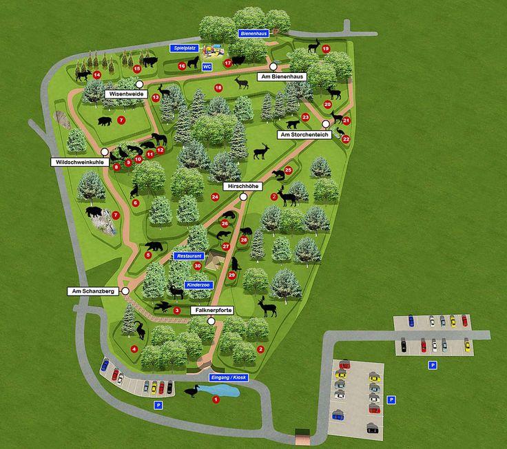 Wildpark Gangelt  50 Hektar Wald mit 500 Tieren Täglich 9 bis 19 Uhr 7,50 Euro, Kinder 4,50 Euro, Familien 22,50 Euro
