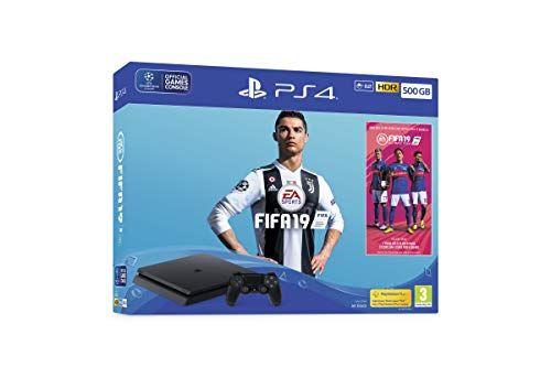 Sony Playstation 4 Ps4 Slim 500gb Fifa 19 Toys Gaming Fifa Playstation Playstation Consoles
