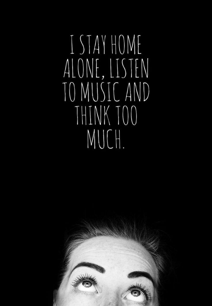 Being ALONE by ZuzuTurkova.deviantart.com on @DeviantArt