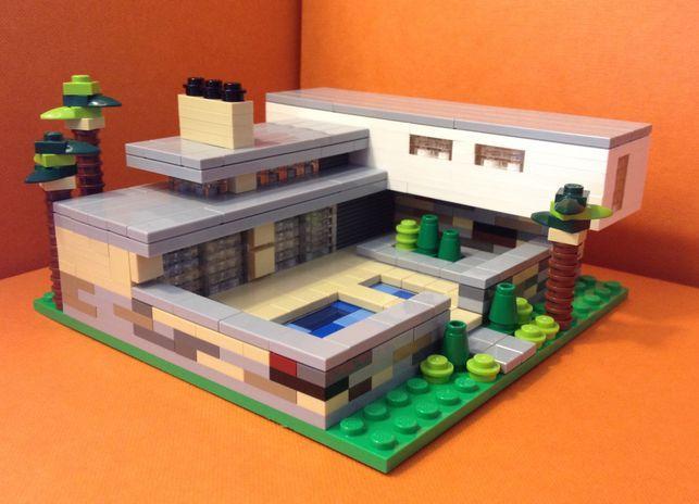 1000+ images about Lego on Pinterest   Minas tirith, Lego house ...