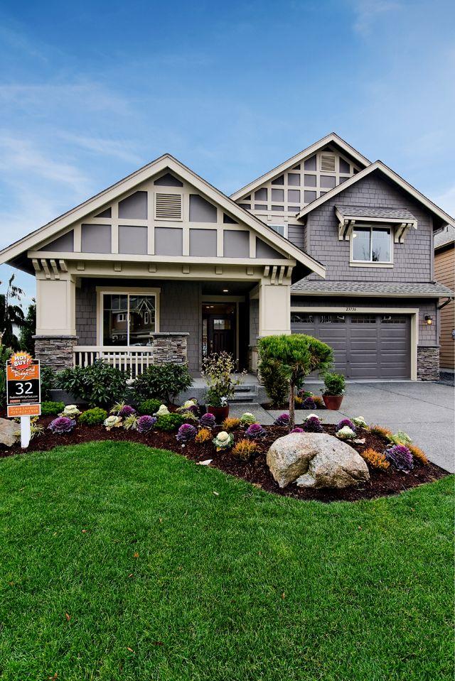 Best 25 front yard landscape design ideas on pinterest for Front of home landscaping