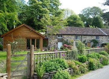 Cottage Extension Design Ideas, Pictures, Remodel, and Decor