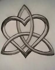Image result for celtic knot tattoo women