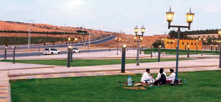 متنزه الزريع بالزلفي يستقبل المتنزهين والزوار شبكة سما الزلفي Baseball Field Field