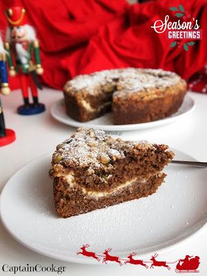 Captain Cook: Gingerbread Cake