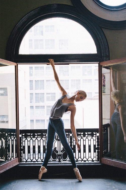 Image via We Heart It https://weheartit.com/entry/173800209 #ballerina #ballet #dance #passion #pointshoes