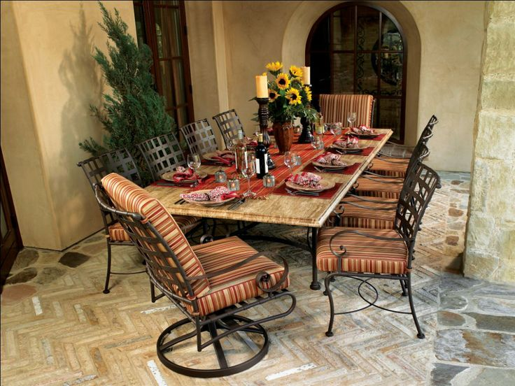 Fine Wrought Iron Furniture Www.avdesignsgarden.com