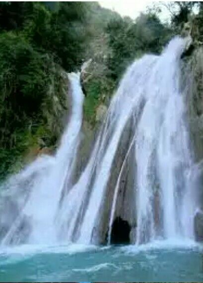 Kempty falls is the must visit visit tourist place near Mussoorie.