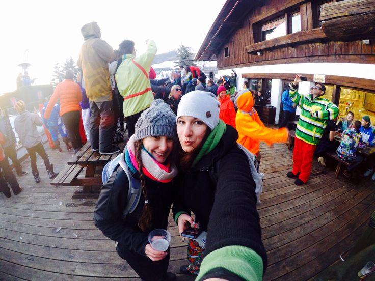 #happyhour #snow #ski #mountain #sestriere