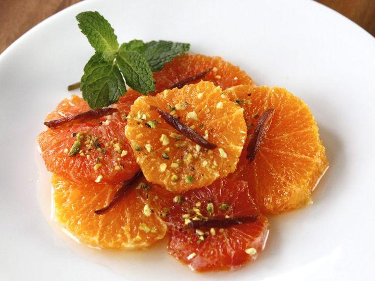 Sweet Citrus Rosemary Medley - Orange Dessert Recipe