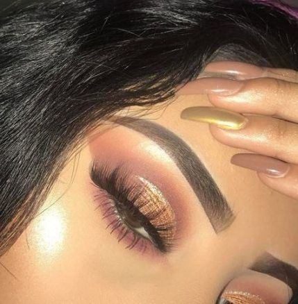 Makeup Looks For Brown Eyes Prom 41+ Super Ideas #makeup