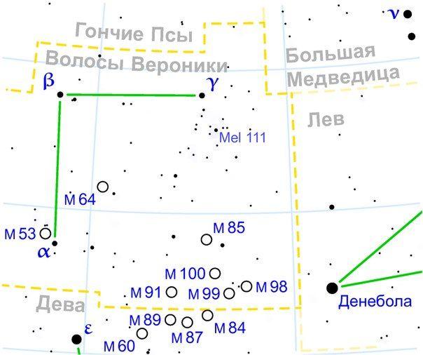 Шаровое звездное скопление M53 / Astro Analytics