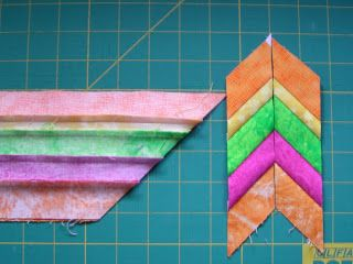 So Many Colors!: Tutorial: Seminole Patchwork