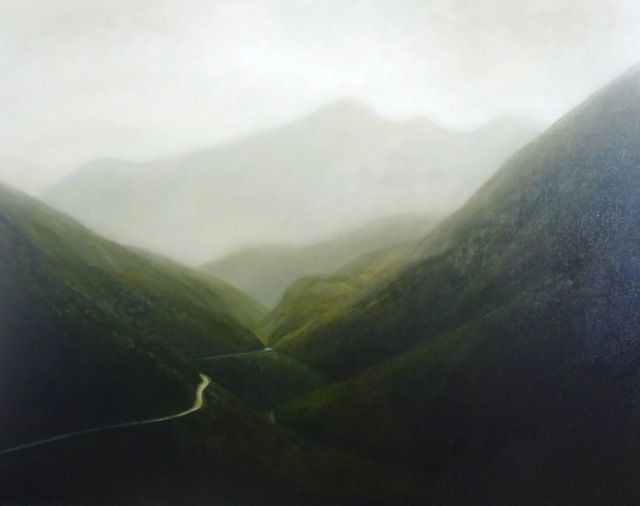 'valley of shadow' from the current stillness series www.niebuhr.co.za