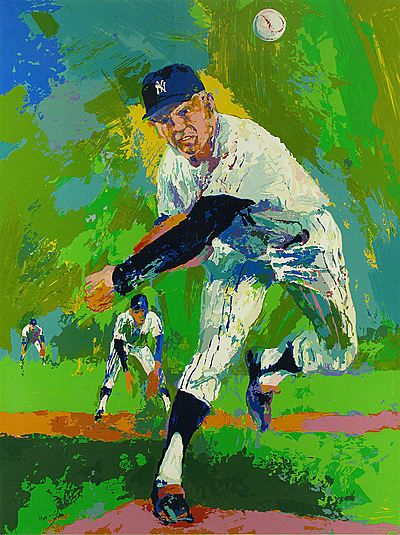 1000 Images About Leroy Neiman Sports Paintings On