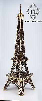 puzzle 3d legno: torre Eiffel    Giocattoli e modellismo, Puzzle e rompicapi, Puzzle in 3D   eBay!