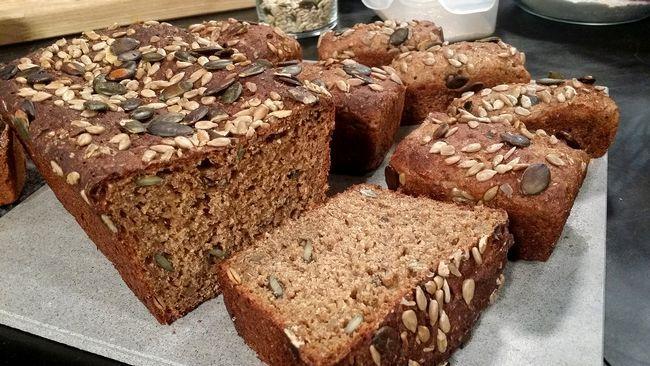 Rågbröd och kavring - bikarbonat