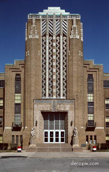 Bloom High School Chicago Heights, IL