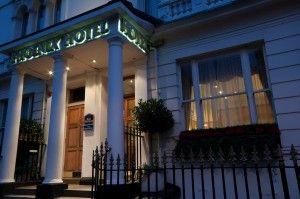 Best Western Phoenix Hotel London