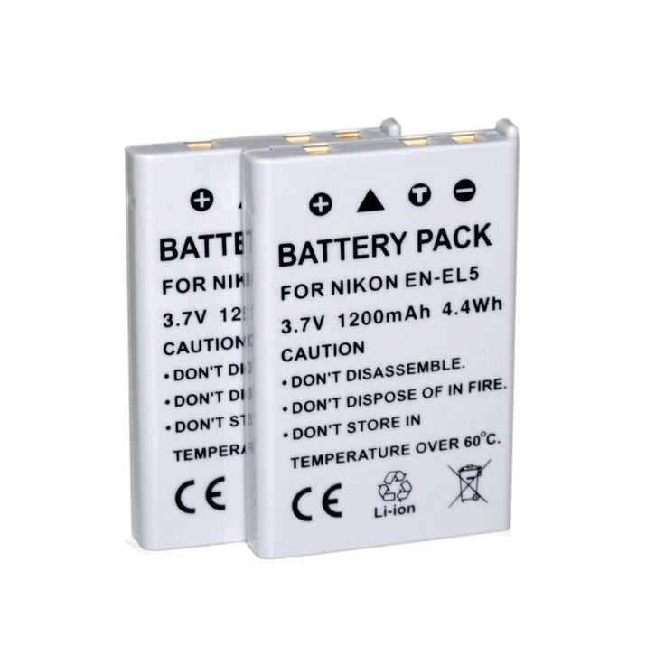$13.59 (Buy here: https://alitems.com/g/1e8d114494ebda23ff8b16525dc3e8/?i=5&ulp=https%3A%2F%2Fwww.aliexpress.com%2Fitem%2FONENSET-2PCS-Battery-for-Nikon-Coolpix-3700-4200-5200-5900-7900-S10-P3-P4-P80-P90%2F32706500317.html ) ONENSET 2PCS Battery for Nikon Coolpix 3700 4200 5200 5900 7900 S10 P3 P4 P80 P90 P100 P500 P510 P5000 P5100 P6000 Camera for just $13.59