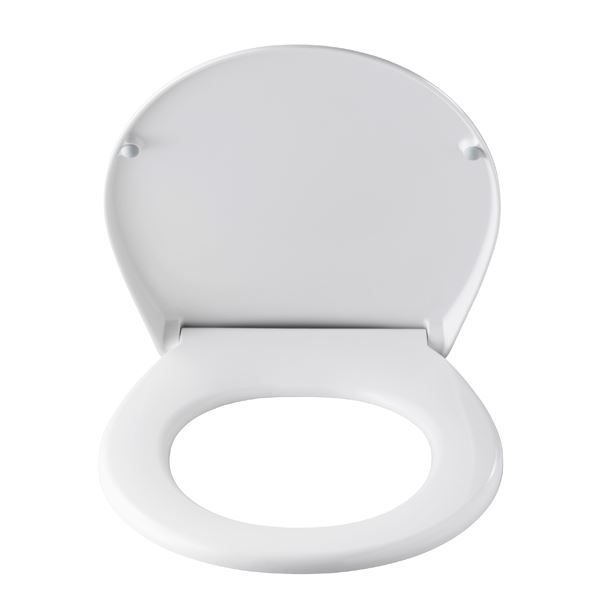 Pressalit 722 Is An Universal Toilet Seat In A Classic Design With