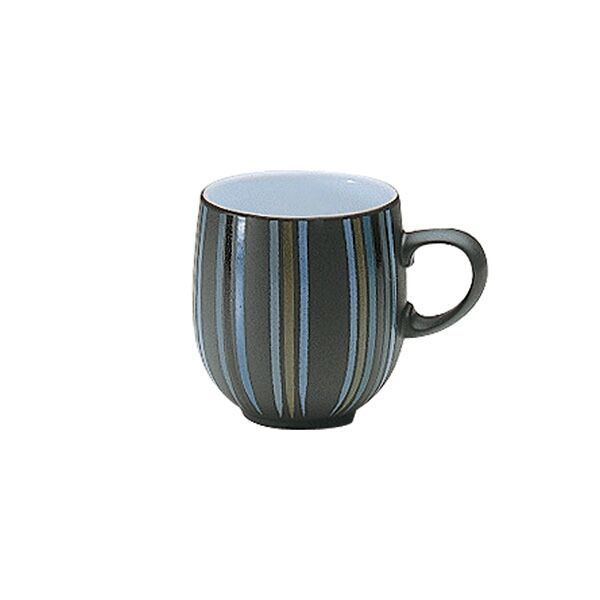 Jet Stripes Krus, Denby