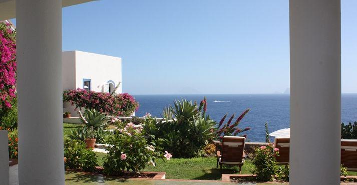 Salina Hotel Punta Scario Eolie Islands - Aeolian Islands Vacation (Off the coast of Italy)