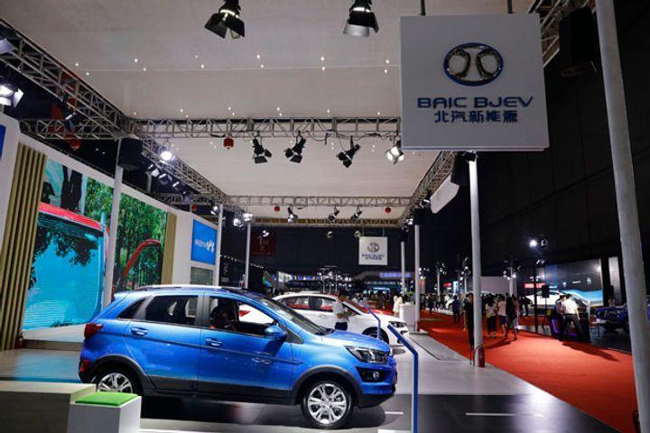 Baic S Ev Overtook Tesla To Top The Sales Charts In October