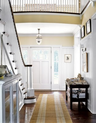 Entry: Entryway Rugs, Dreams Houses, Decor Ideas, Lights Fixtures, Hallways, Open Spaces, Houses Ideas, Front Doors, Old Houses