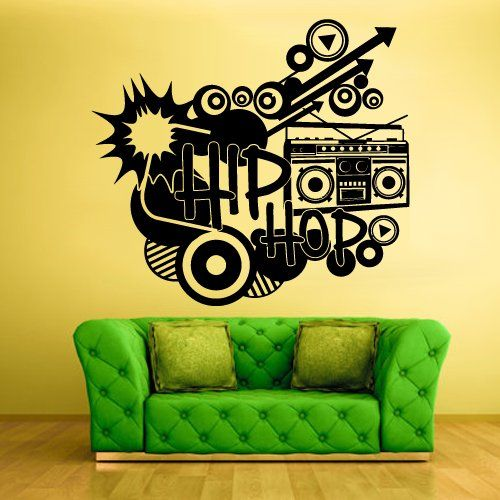 24 best Music Wall Decals images on Pinterest | Music wall, Wall ...