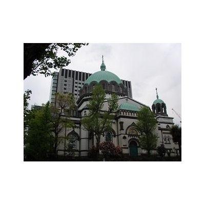 『ビザンティン様式の建物がうつくしいニコライ堂』by ゆいさん - ニコライ堂のクチコミ - フォートラベル