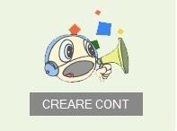 creare cont pe Zibo.ro
