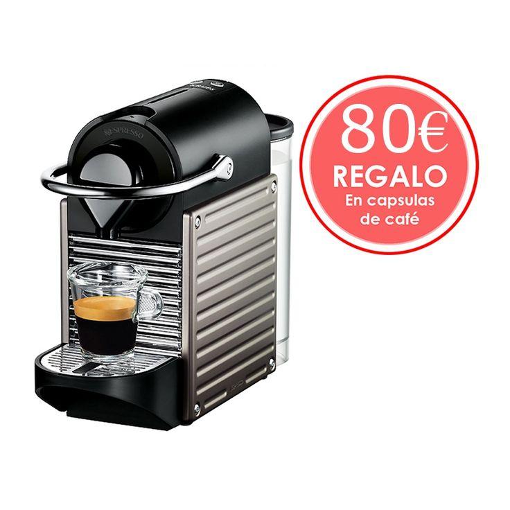 Cafetera nespresso automatica krups titan | Krups