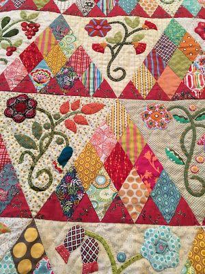 Juud's Quilts: In de winkel