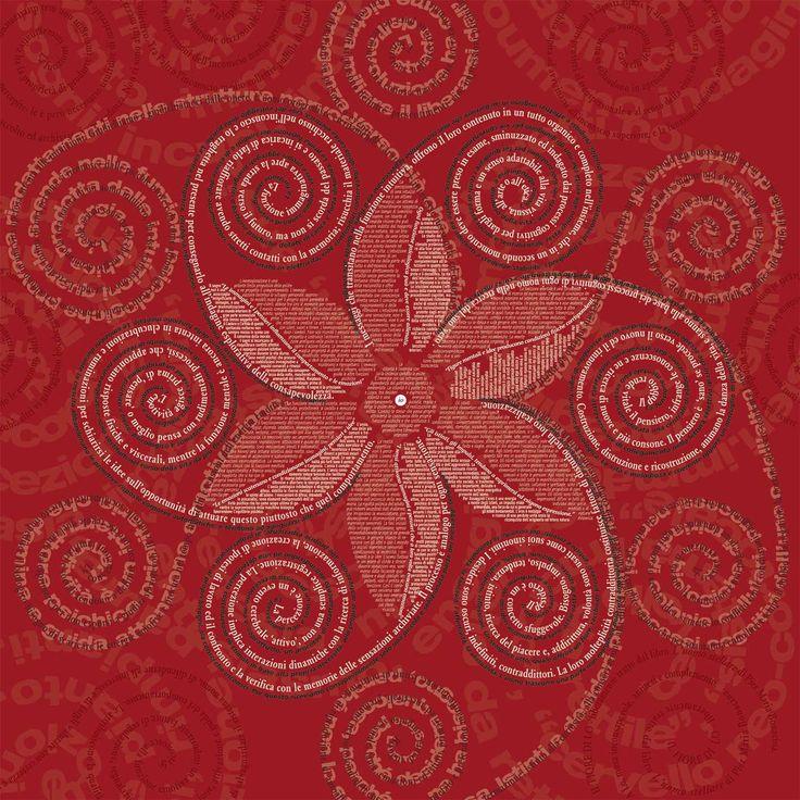 PSICHE Il fiore rappresenta e illustra le sei principali funzioni della psiche umana secondo la tradizione della scuola psicologica di psicosintesi fondata da Roberto Assagioli allievo di Freud ed amico fraterno di Jung.