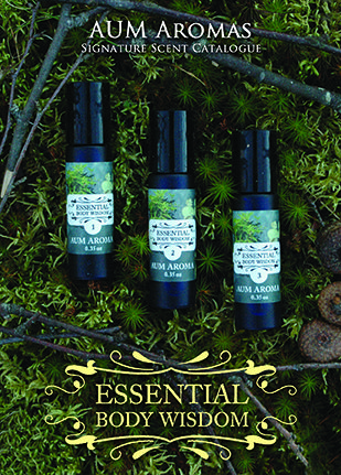 """These 19 unique, natural, wild-crafted or organic, and GC/MS tested, essential oil blends are based on, the Studio Anya, NYC, AUM Curriculum and Atmatypes ~ also known as Faculties. Atmatype is a hybrid word combining """"Atma"""" ~ Hindu for soul ~ with """"archetypes"""" ~ Jungian psychology for aspects of the subconscious personality, which are universally understood. Each atmatype possesses main themes that enable us to actualize potential for growth within …Read More"""