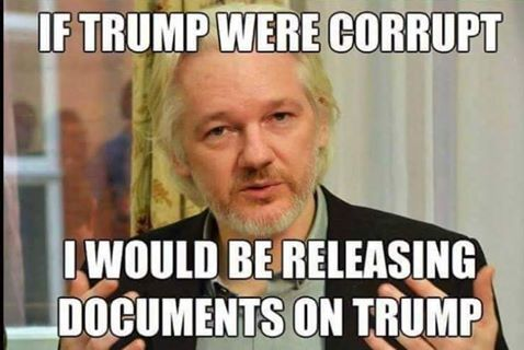 Did you know that WikiLeaks has never had to retract a story because it wasn't true?  Hillary really is that horrible.