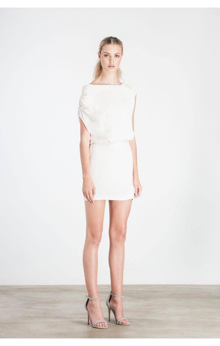 Elliatt - Genre Mini Dress In Blush