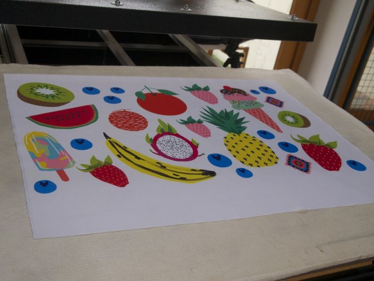 Feeling all kinds of fruity with this banner we made for The Finders Keepers Market
