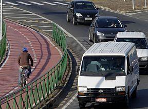 103 km de ciclovias com proteção em Sorocaba/SP