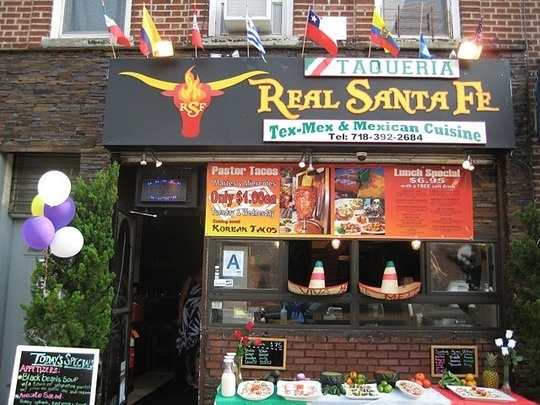 Real Santa Fe - Authentic Mexican Cuisine - Woodside, NY