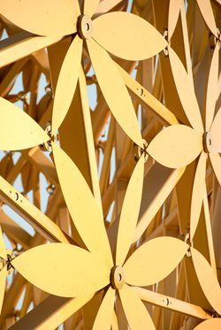 Butterfly Pavilion on Noor Island, Sharjah, 2015 - 3deluxe transdisciplinary design