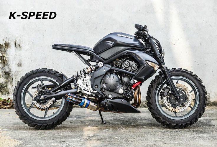 Kawasaki Ern Top Speed