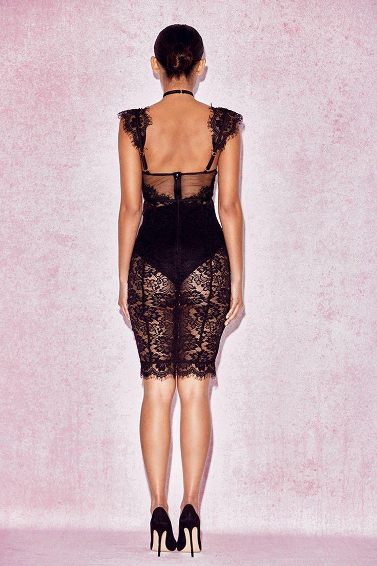 Dressmecb новый bodycon выдалбливают цветок кружева dress цветочные vestidos ремни сексуальные короткие вечерние женщины черные платья одежда купить на AliExpress