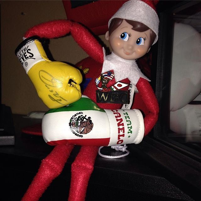 50 Ways The Elf On Shelf Shows His Healthy Fit Side SnacksHealthy FitFitness