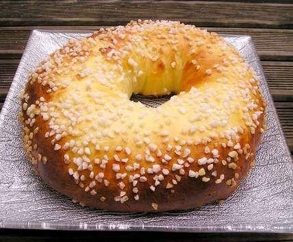 Recette Couronne des Rois par Manonpatisse - recette de la catégorie Pâtisseries sucrées