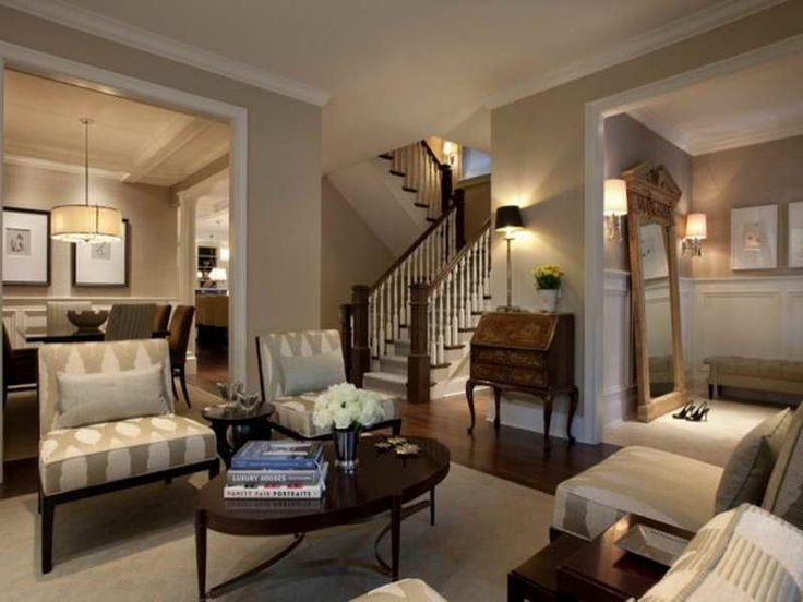 Neutral Living Rooms Design Ideas: Neutral Living Rooms Color With ...