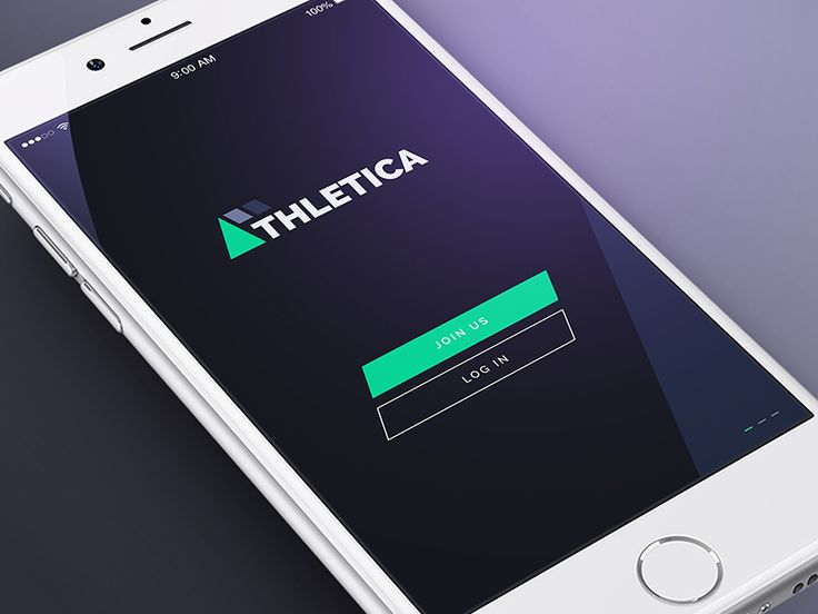 Athletica Home Page - Free Athletics App