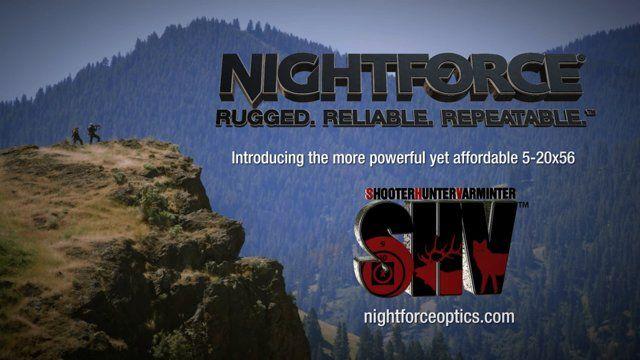 Sports Optics | Riflescopes & Sport Optics | Nightforce Optics, Inc.